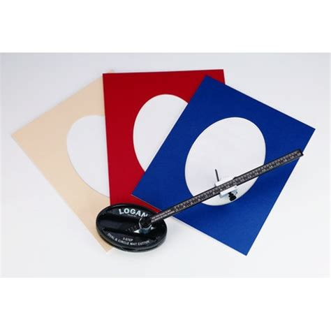 Oval Mat Cutter by Mat Cutter 3 Step Oval And Circle