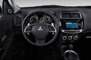 Mitsubishi Outlander Interior Pictures 2015 Mitsubishi Outlander Sport Gets New Cvt Minor
