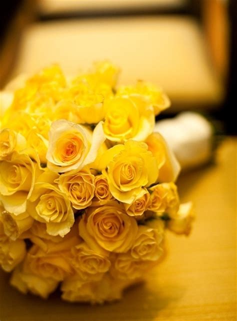 themes yellow rose yellow roses wedding bouquets ideas wedding decorations