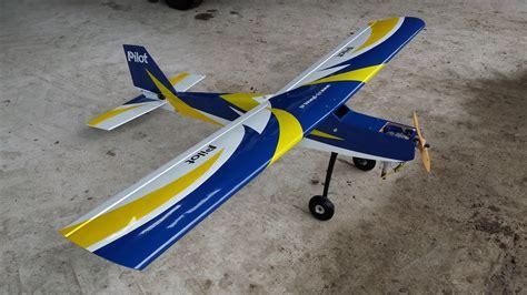Rc Plane Trainer 30cc rc planes