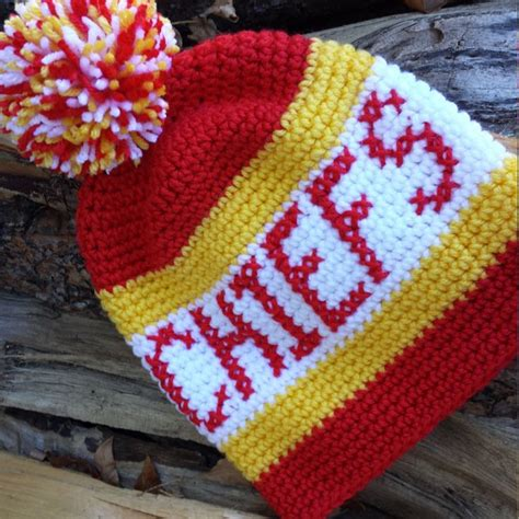 crochet pattern kansas city chiefs afghan 1000 images about crochet crafts on pinterest free
