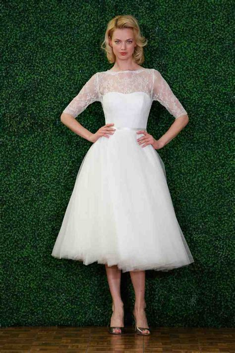 Pictures Of Short Wedding Dresses   Wedding and Bridal