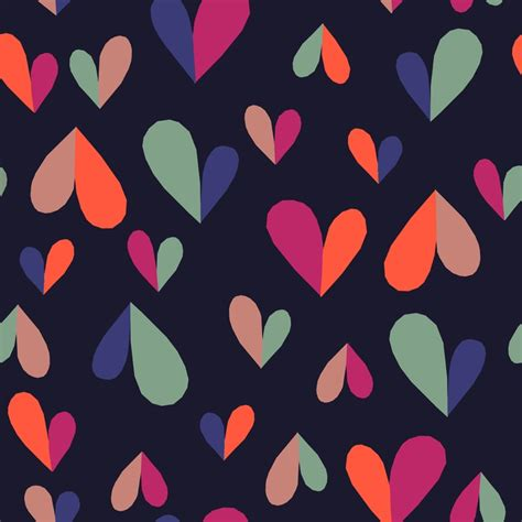 sharekhan pattern finder charges faith love hearts heart colorful print pattern