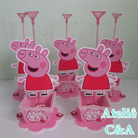 hacer con globos la pepa centro de mesa peppa pig ateli 234 c a loja 1 elo7