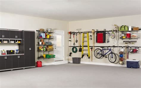 how to organize a garage 61 easy diy garage storage organization projects
