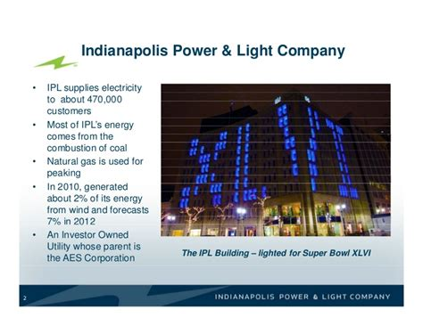 Indianapolis Power And Light by Hello Friend The Resurgence Of Gas As