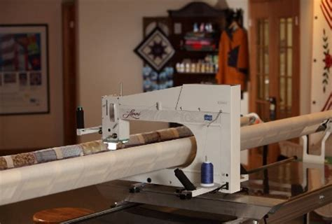 George Quilting Machine by What Is The Difference Between The 5 Apqs Longarm Quilting