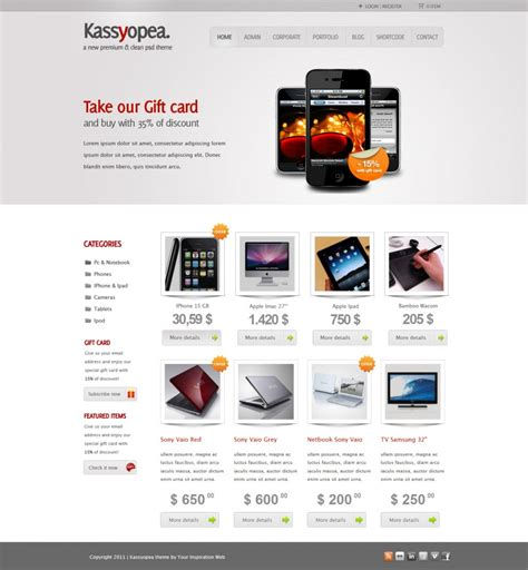 best 35 e commerce wordpress theme of 2012 updated