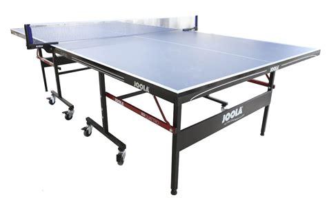 joola ping pong table joola quattro table tennis set w compact review