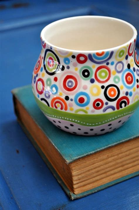 Handmade Pot Painting - 660 best images about paint your own pottery ideas on