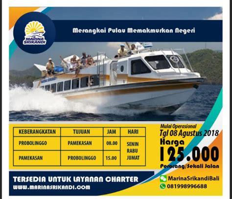 fast boat jimbaran banyuwangi marina srikandi fast boat home facebook