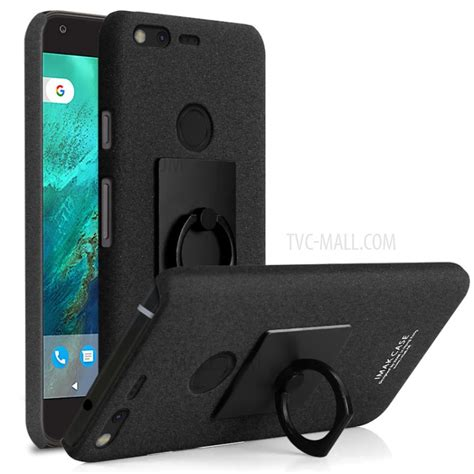 Imak With Screen Guard Pixel Xl imak ring holder matte pc phone screen protector for pixel xl black tvc mall