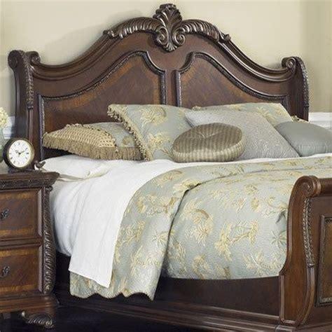 Carved Bed Frames Ornate Carved Wooden Bed Frame Home Sweet Home