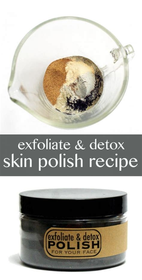 Activated Charcoal Detox Recipe by Activated Charcoal Skin Care Recipes For Acne Prone Skin