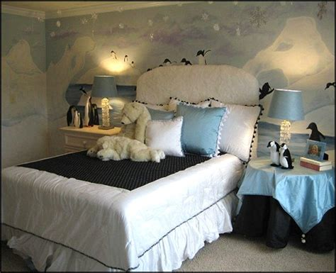 winter wonderland themed bedroom decorating theme bedrooms maries manor ice age bedroom