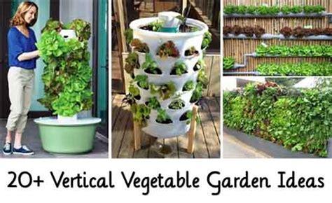 How To Build A Vertical Vegetable Garden Vertical Vegetable Gardening Ideas Garden Ideas And
