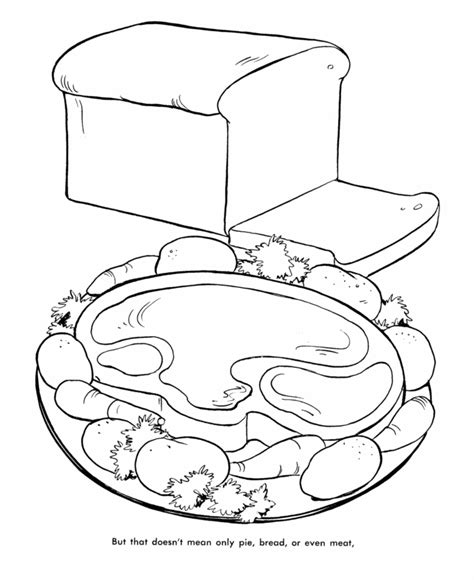 coloring pages of thanksgiving dinner thanksgiving dinner coloring pages az coloring pages