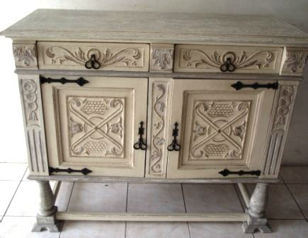 Commode Régence by Meuble Couleur Taupe