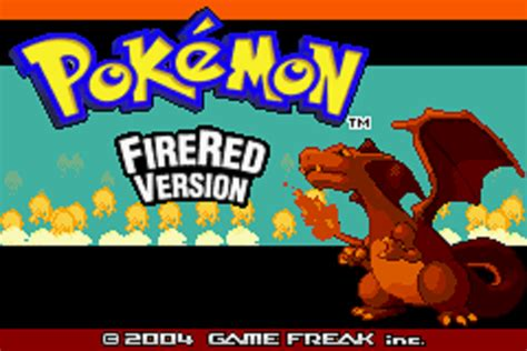 Emuparadise Fire Red | pokemon fire red u independent rom