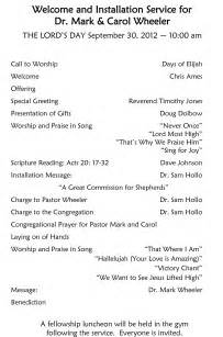 Initial Sermon Order Of Service Template » Home Design 2017