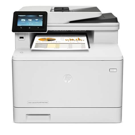 Hp Apple hp color laserjet pro mfp m477fdw printer apple