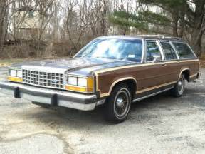 Ford Country Squire For Sale 1987 Ford Ltd Country Squire For Sale Photos Technical