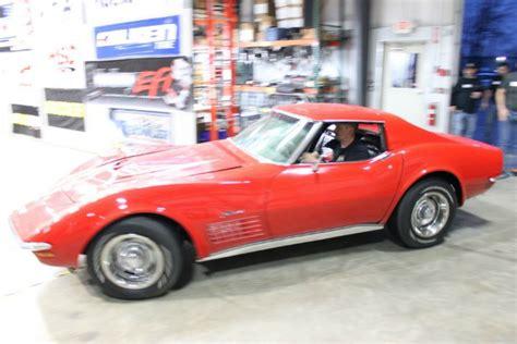hour corvette 48 hour corvette 1972 chevrolet corvette carbuff network