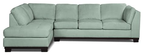 aqua sofa bed oakdale 2 piece microsuede left facing sectional with sofa
