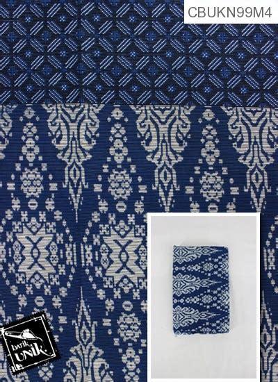 Sprei Katun Motif Batik kain batik printing katun motif songket tumpal kain