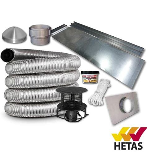 complete flue liner kit for multi fuel stove select