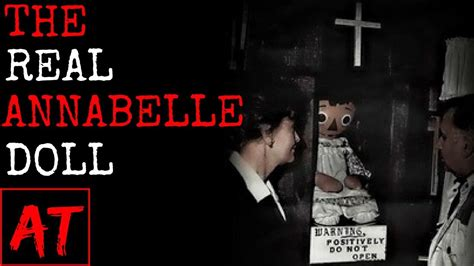 annabelle doll story the real annabelle doll story