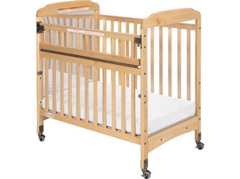 Compact Crib Mattress Serenity Safereach Mirrored Compact Crib W Mattress Fnd 300srm Daycare Cribs