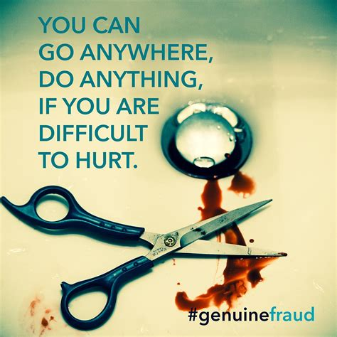 genuine fraud a masterful suspense novel from the author of the unforgettable bestseller we