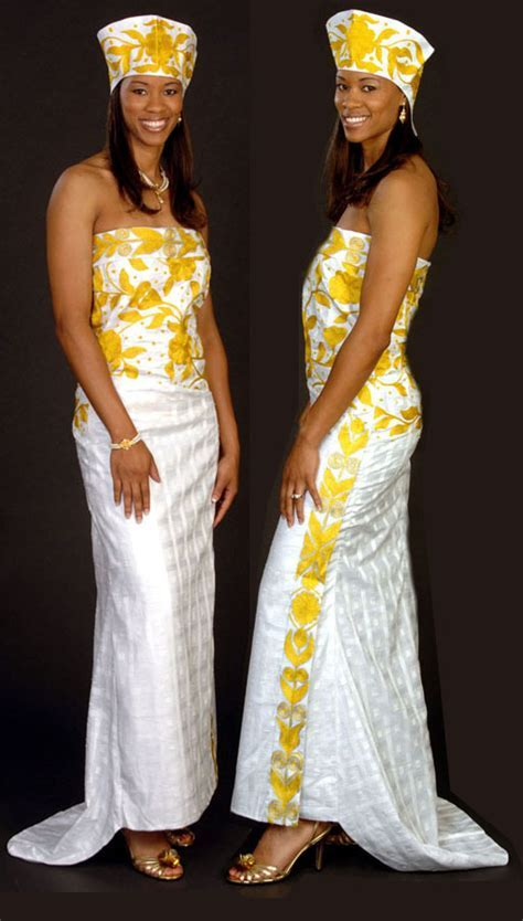 WEDDING COLLECTIONS: African Wedding Dresses