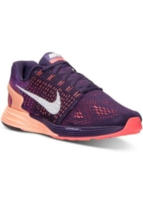 finish line womens running shoes nike nike s lunarglide 7 running sneakers from