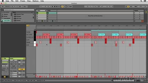 trap drum pattern ableton adding hats to a trap beat