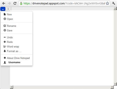 drive notepad la nube notepad para google drive notepad for google drive