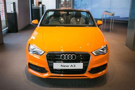 Audi S3 Orange by Orange Audi A3 Convertible Orange Is The New Black