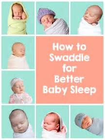 How Do You Get Baby To Sleep In Crib Swaddle Your Baby For A Better Longer Sleep Parent Guide