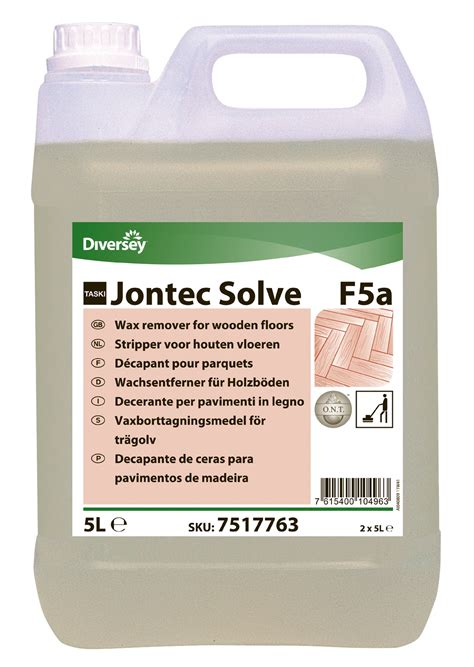 Taski jontec solve Diversey F5a parquet remover