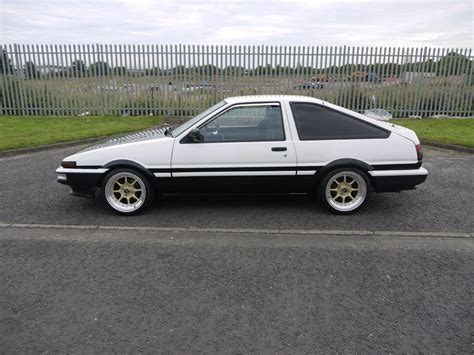 1987 Toyota Corolla Ae86 1987 Toyota Ae86 Sprinter 5 Speed Manual