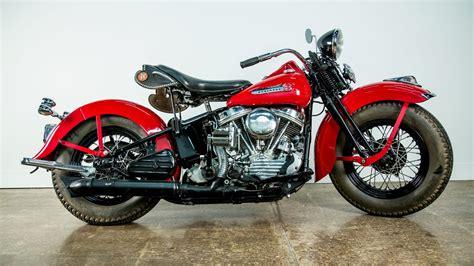 1957 Harley Davidson Panhead by 1948 Harley Davidson Panhead F144 Las Vegas 2016