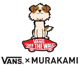 Tshirt Alpa Animal vault by vans x takashi murakami