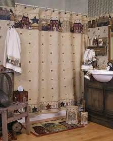 Country Bathroom Curtains Designs 20 Best Primitive Decorating Ideas Hative