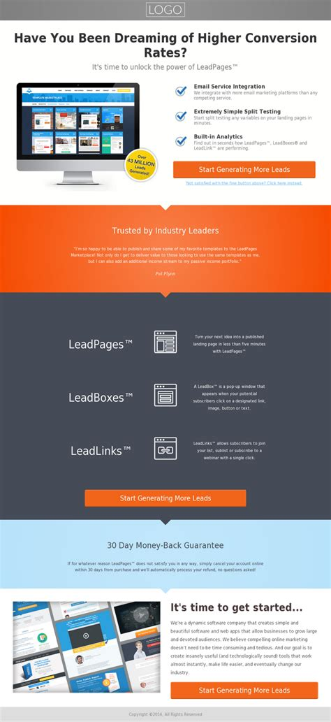 5 types of landing pages every small business owner needs