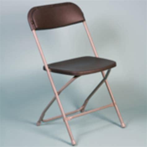 folding metal chair tredmark furniture hire