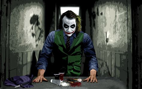 imagenes del guason en 4k joker batman wallpaper 11289