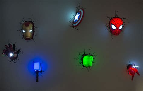 cool lights for your room stories avengers assemble after dark marvel superhero