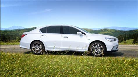 Acura Hybrid 2020 by 2020 Acura Rlx Sport Hybrid Redesign Sport Hybrid