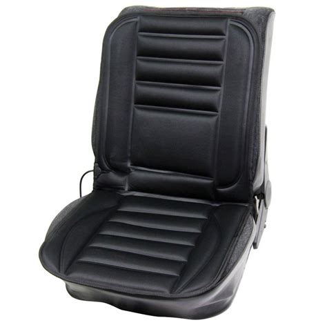 car seat cusions streetwize heated car seat cushion 12 volt streetwize